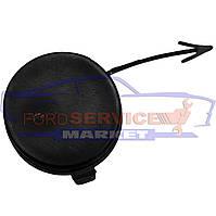 Заглушка буксировочного крюка переднего бампера неоригинал для Ford Fiesta 7 c 12-18, фото 1