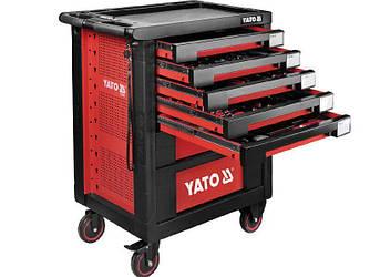 Візок на колесах з інструментом Yato YT-55292