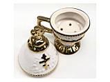 Керамическая кадильница ''Яйцо'', фото 4