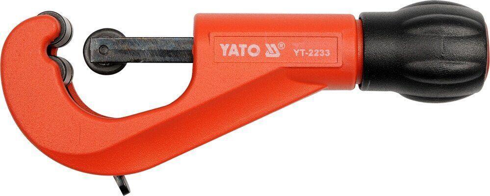 Труборіз механічний роликовий YATO YT-2233