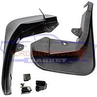 Брызговики передние оригинал для Ford Fiesta 7 c 08-17