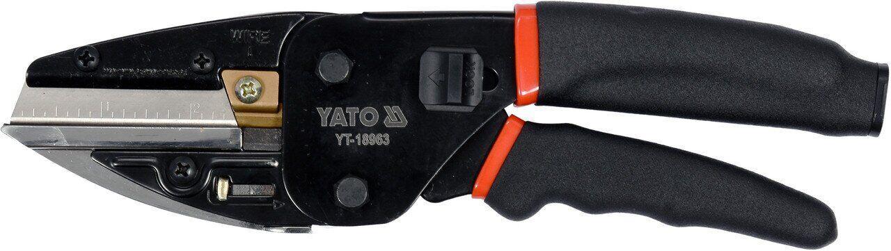 Багатофункціональні технічні ножиці 250 мм YATO YT-18963
