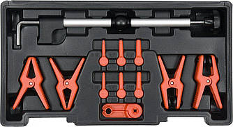 Зажимы для металлических и гибких проводов 12 эл. YATO YT-08392