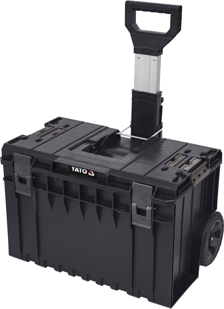 Інструментальний Ящик на колесах 42В S1 YATO YT-09166