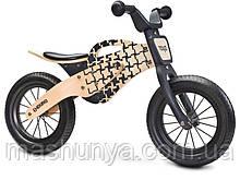 Беговел велобіг від дерев'яний Caretero (Toyz) Enduro 12 дюймів колеса
