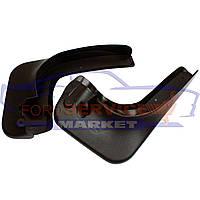 Брызговики передние комплект с крепежом оригинал для Ford Mondeo 4 c 07-14