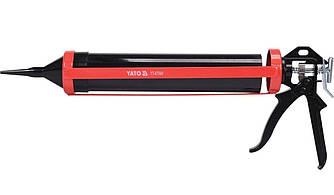 Пістолет для затирання швів зі змінними насадками YATO YT-67580