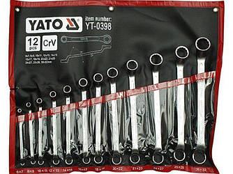 Набор накидных ключей YATO YT-0398