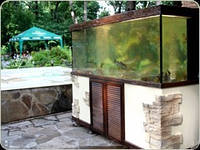 Аквариум Акватика для продажи рыбы