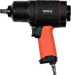 Пневматический гайковерт 850 Нм YATO YT-09531