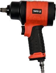 Пневматический гайковерт 600 Нм YATO YT-09506