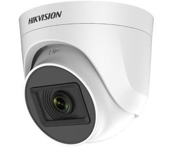 5Мп Turbo HD видеокамера Hikvision DS-2CE76H0T-ITPF (C) (2.4 мм), фото 2