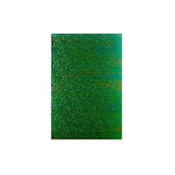 Фоамиран лазерный на клеевой основе Зеленый (20*30 см) 1,5 мм