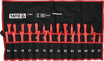 Набор съемников для панелей облицовки YATO YT-08443