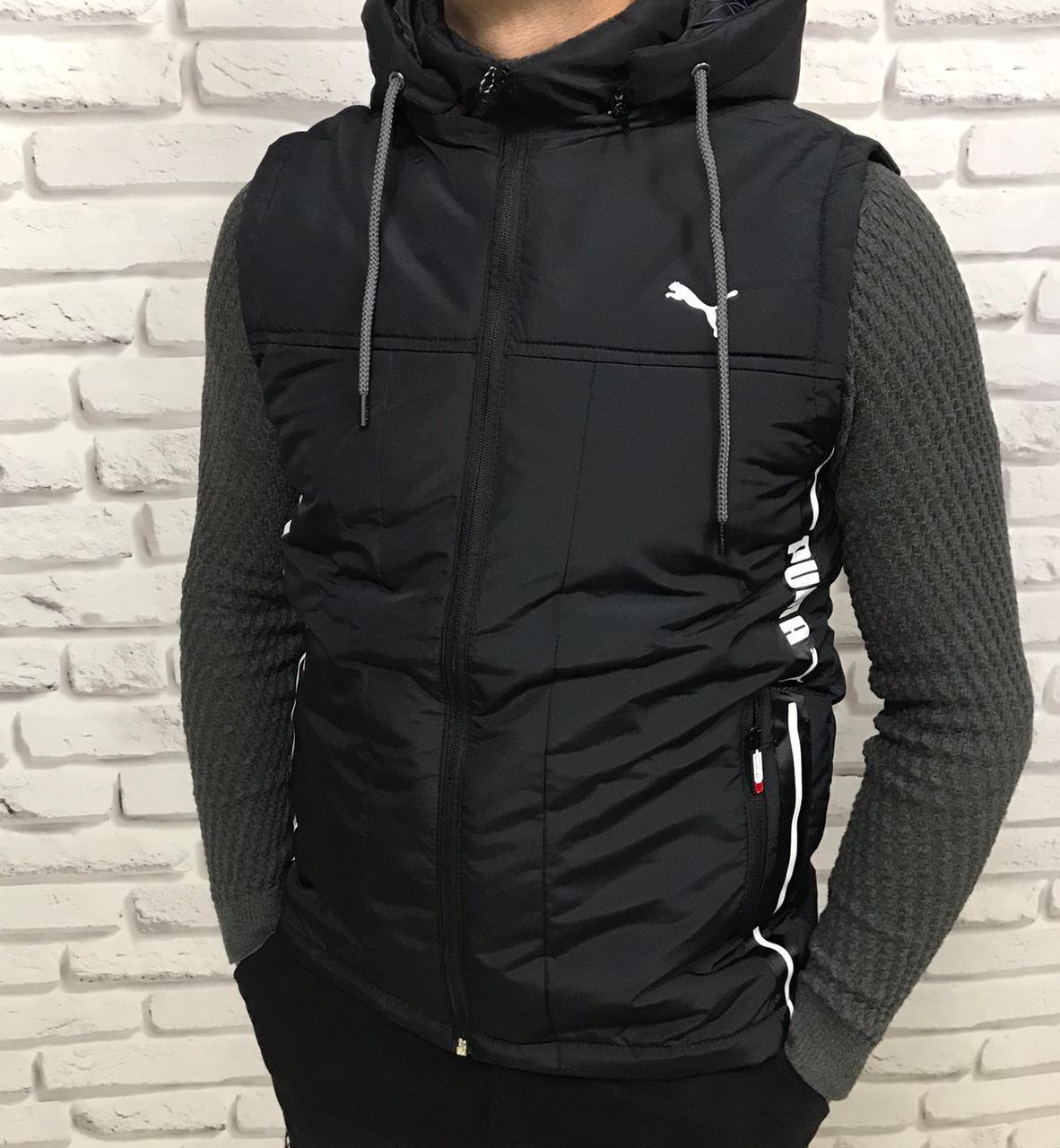 Чоловіча куртка-безрукавка Puma Freak