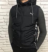 Чоловіча куртка-безрукавка Puma Freak, фото 1