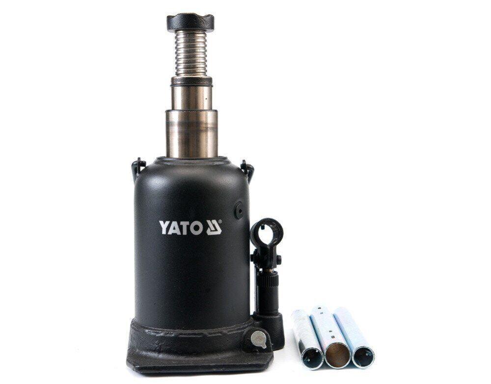 Двухштоковый домкрат 10 т YATO YT-1714