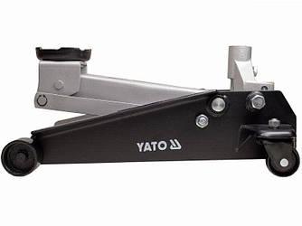 Домкрат подкатной 3 т Yato YT-17211