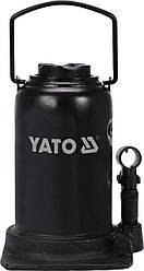 Бутылочный домкрат 25 тонн YATO YT-17075
