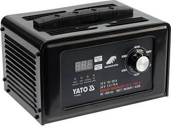 Пусковий зарядний пристрій Yato YT-83052