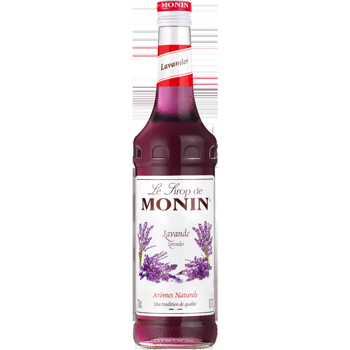 """Сироп коктейльный MONIN """"Лаванда"""" 700мл"""