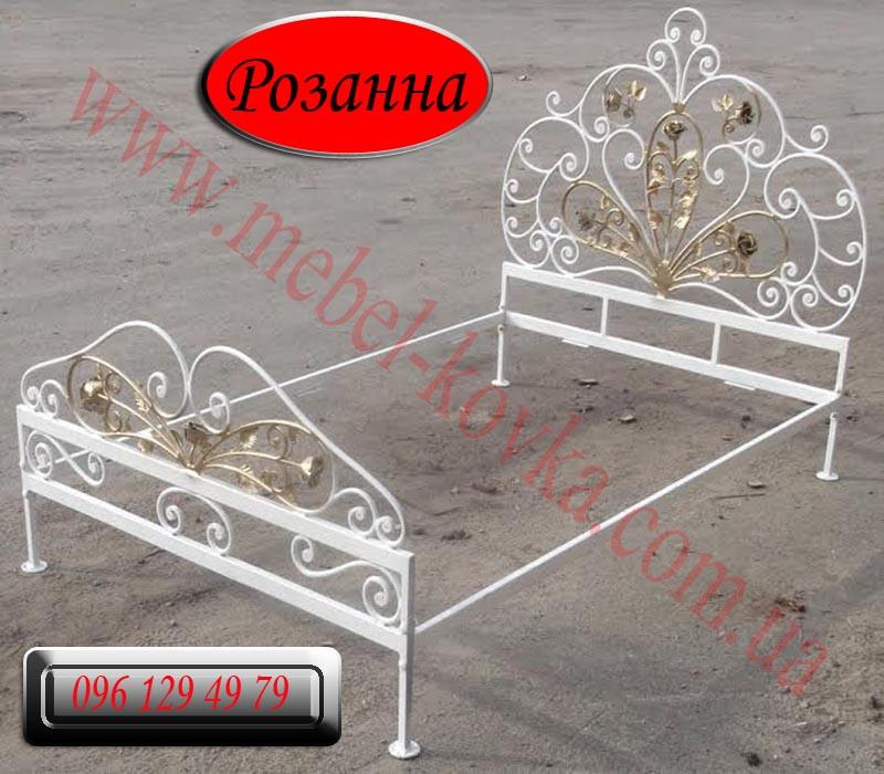 """Кровать ( кровать с розами) """" Розанна """""""