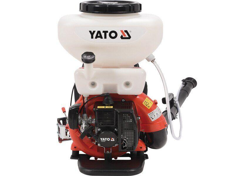 Бензиновий садовий обприскувач ранцевий YATO YT-85140