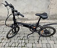 """Электровелосипед I-BIKE I-Fold 20"""" 250W, фото 1"""