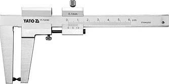 Штангенциркуль для гальмівних дисків 160мм YATO YT-72090