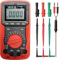 Цифровий мультиметр YATO YT-73086