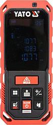 Лазерна рулетка далекомір до 40м YATO YT-73126