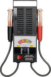 Аналоговий тестер акумуляторів YATO YT-8310