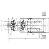 Электрический штабелер ричтрак Xilin CQDH12A-I/CQDH15A-I, фото 3