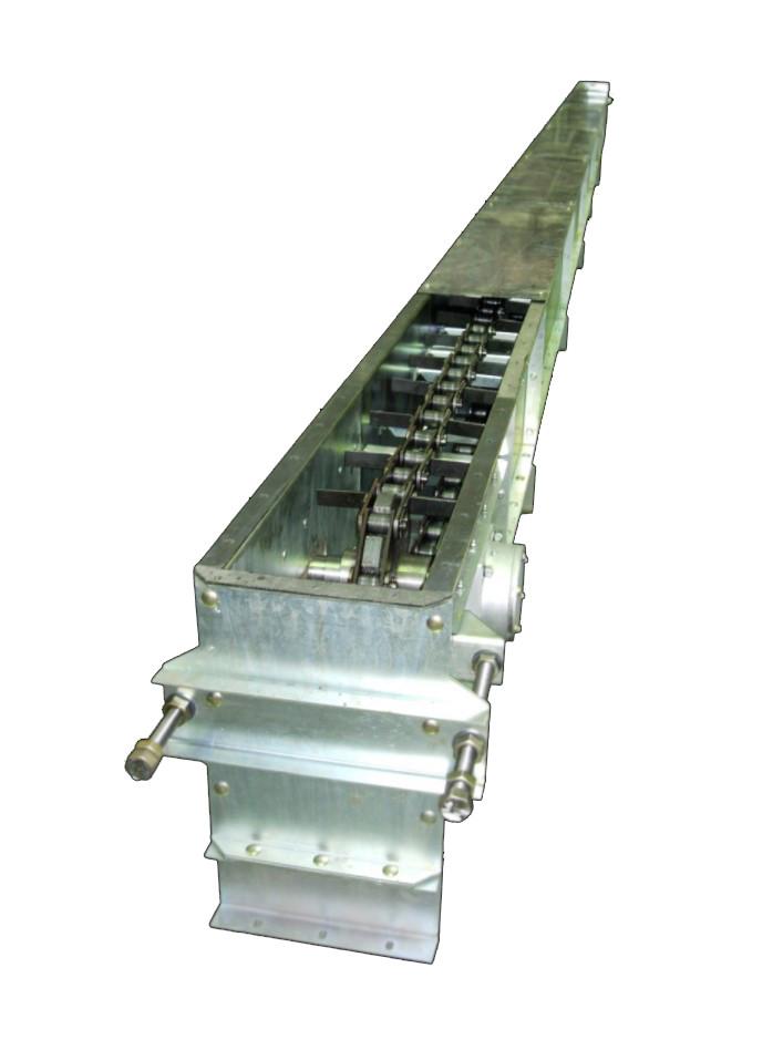 Скребковый цепной конвейер Мельинвест КСМ-400
