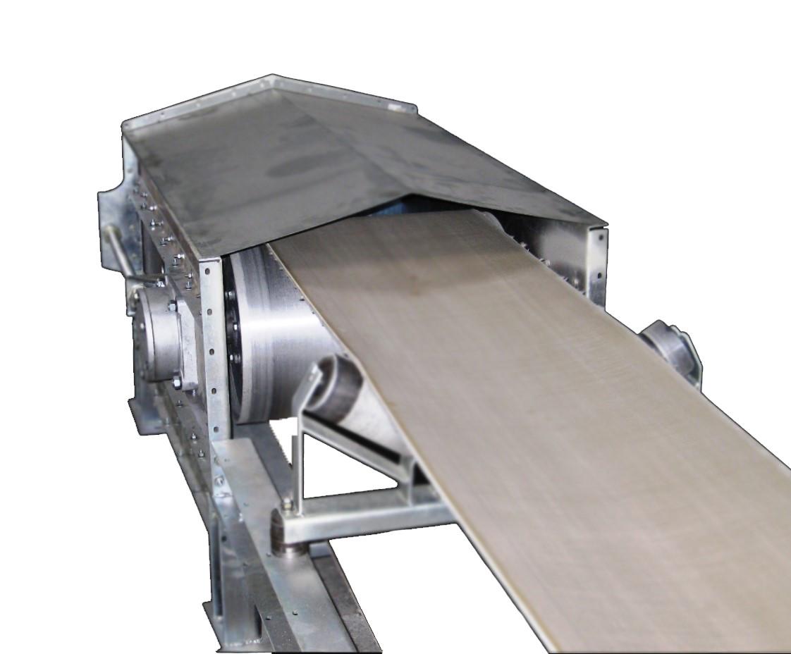 Ленточный конвейер для зерна Мельинвест Р1-КЛ-420