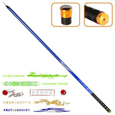 Удилище JAPAN Pole 5.4м 5-30g Carbon (SF23700)