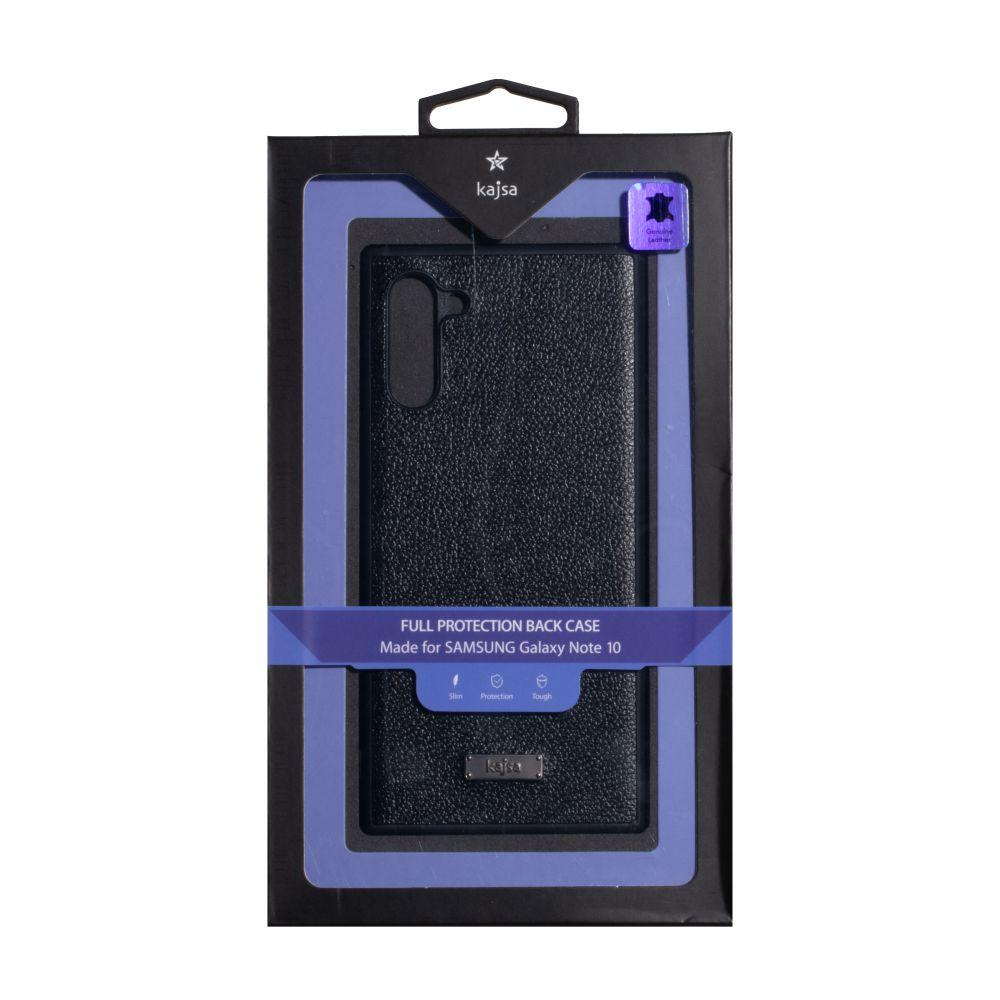 Чехол на телефон Samsung Note 10 Kajsa Luxe