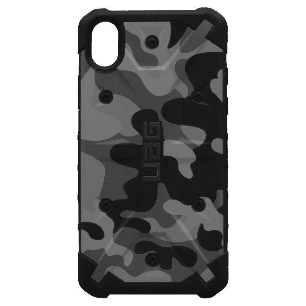 Чехол на телефон айфон UAG Сamouflage Apple Iphone Xr