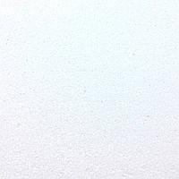 Фоамиран махровый 2 мм, 20x30 см, Китай, БЕЛЫЙ
