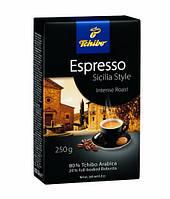 Tchibo Espresso Sicilia Style кофе молотый, 250 г