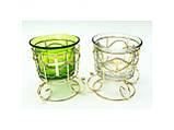 З Лампада настільна ажурна зі склянкою (0-53), фото 3