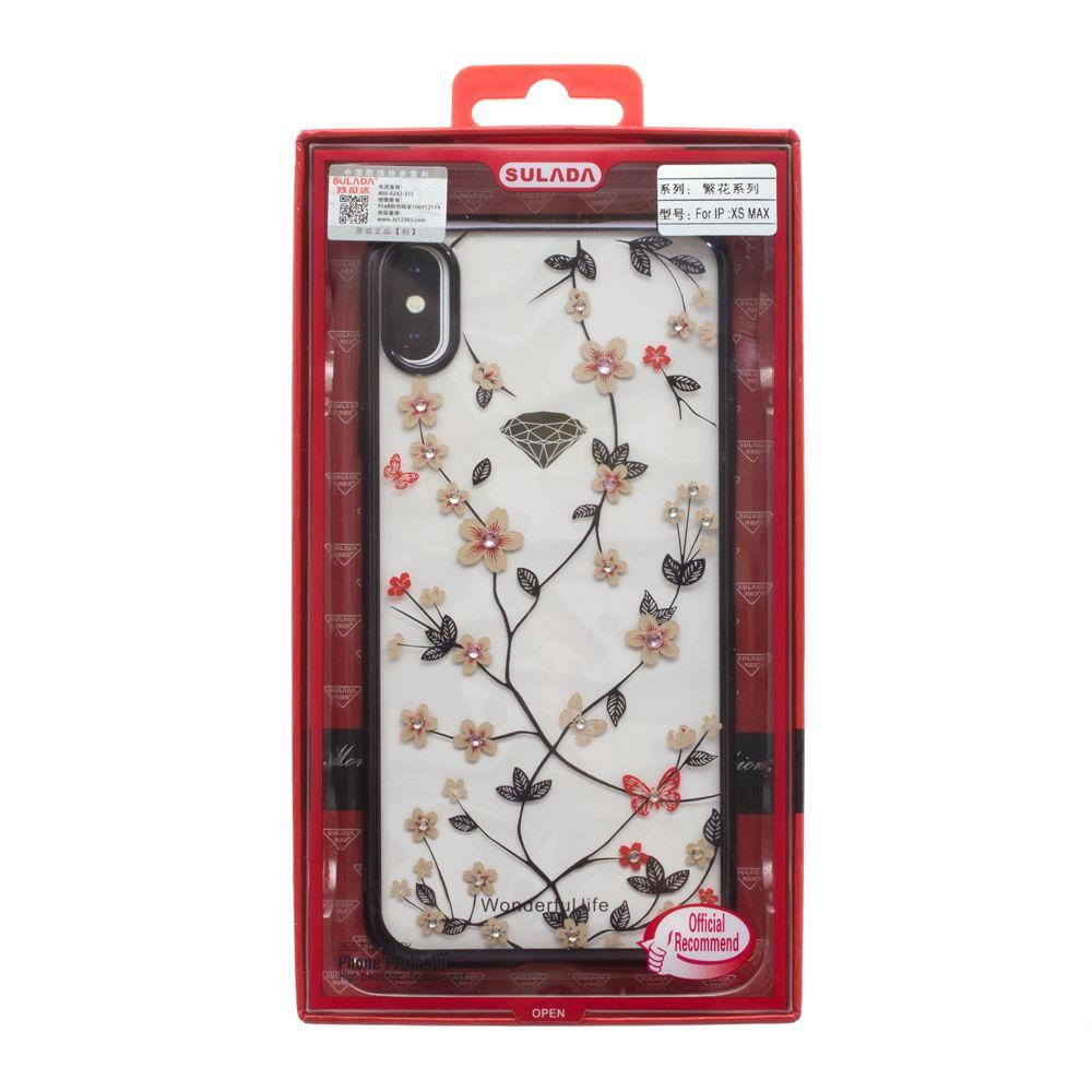 Чехол на телефон айфон Sulada Flower Apple Iphone Xs Max