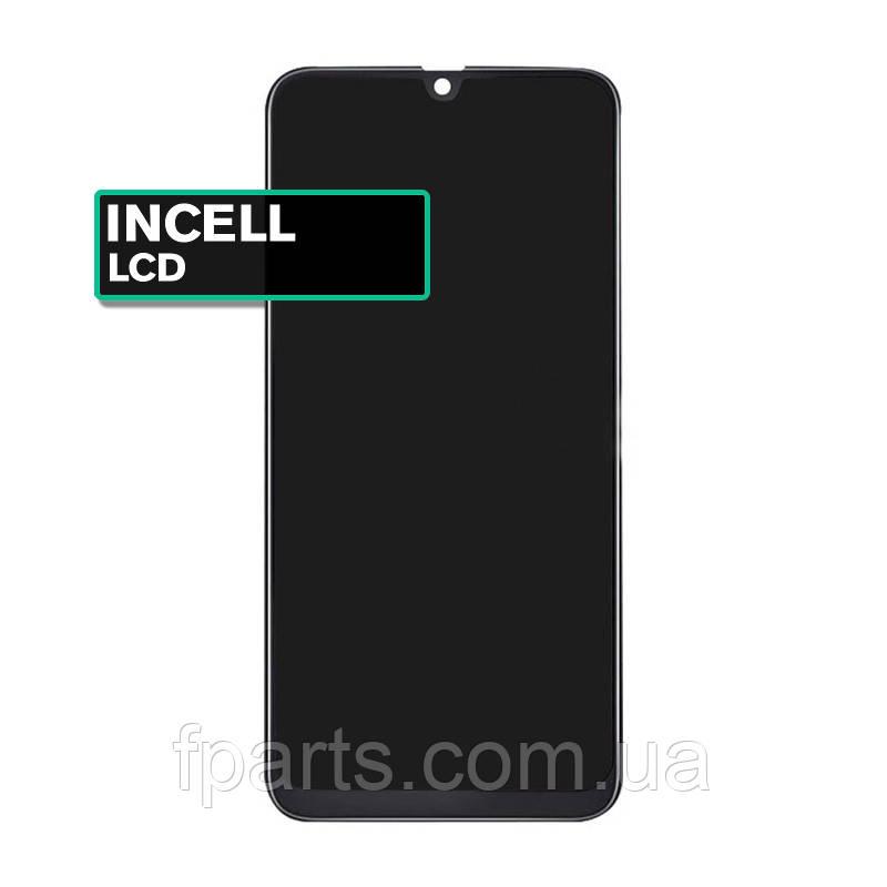 Дисплей для Samsung A205 Galaxy A20 с тачскрином, Black (Incell)