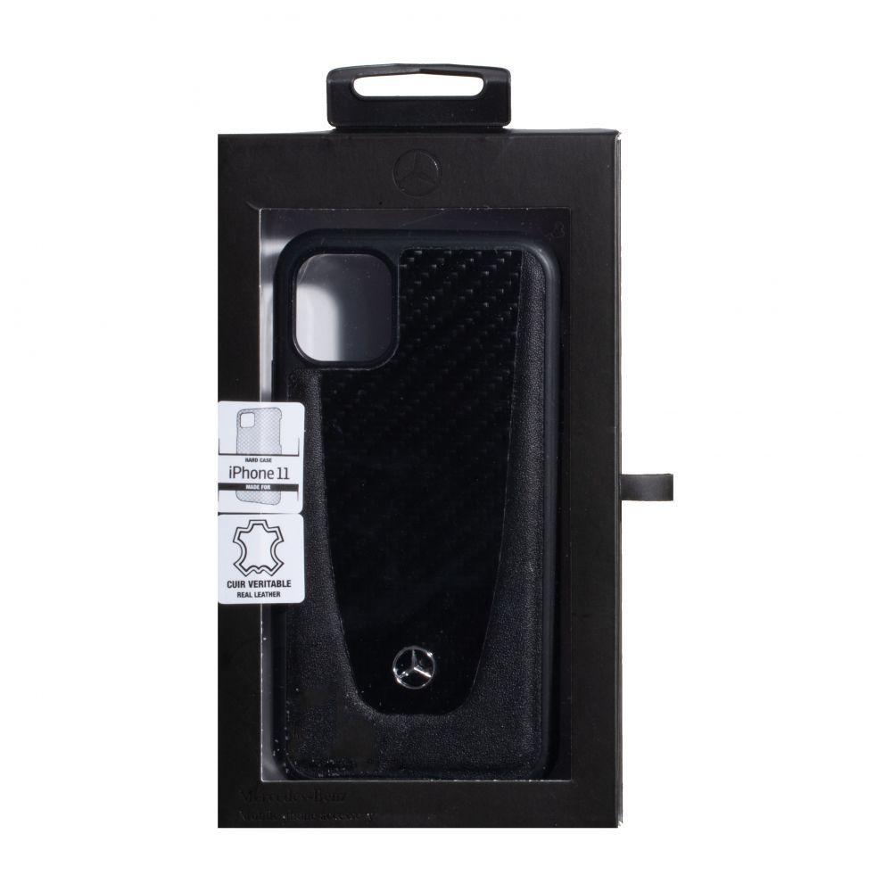 Чехол на телефон айфон Mercedes-Benz Carbon Apple Iphone 11