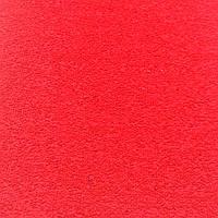 Фоамиран махровый 2 мм, 20x30 см, Китай, КРАСНЫЙ
