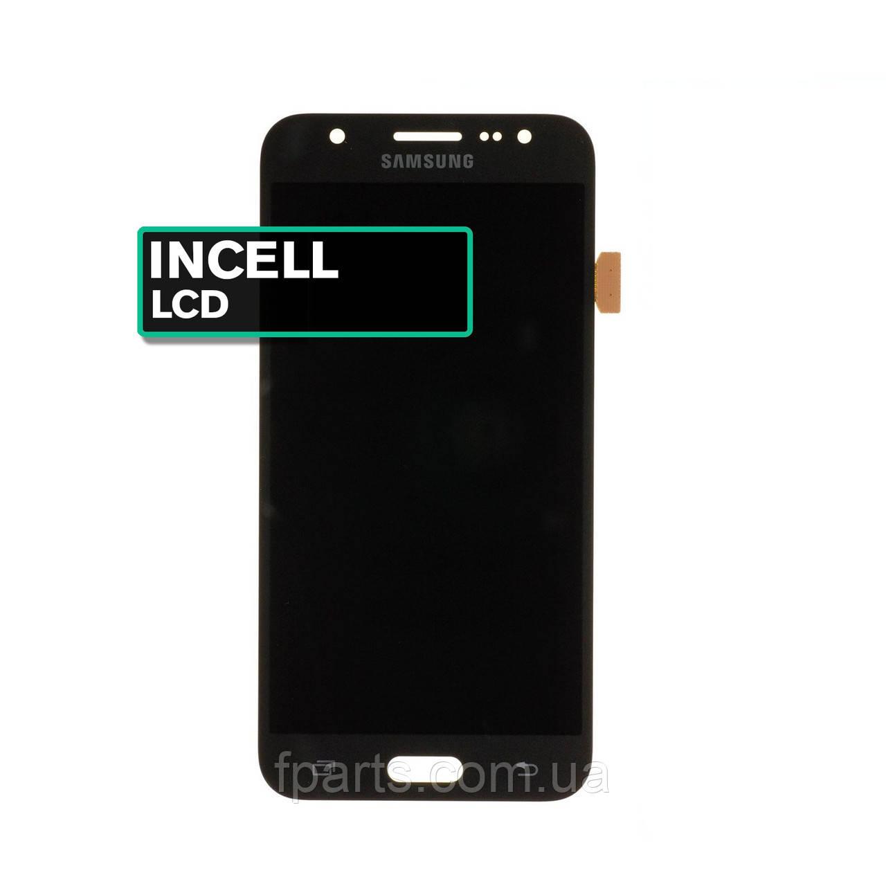 Дисплей для Samsung J500 Galaxy J5 з тачскріном, Black (INCELL)