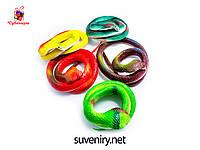 Детская игрушка змея кобра силиконовая длина 70см, фото 1