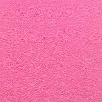 Фоамиран махровый 2 мм, 20x30 см, Китай, РОЗОВЫЙ