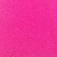 Фоамиран махровый 2 мм, 20x30 см, Китай, МАЛИНОВЫЙ