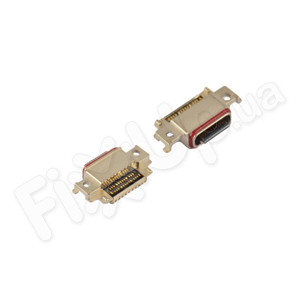 Разъем зарядки для Samsung A530/A730 Galaxy A8 Plus, Тип - С